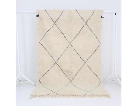 Beni Ourain Teppich 162x256 cm