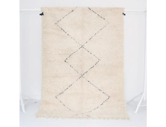 Beni Ourain Teppich 155x235 cm