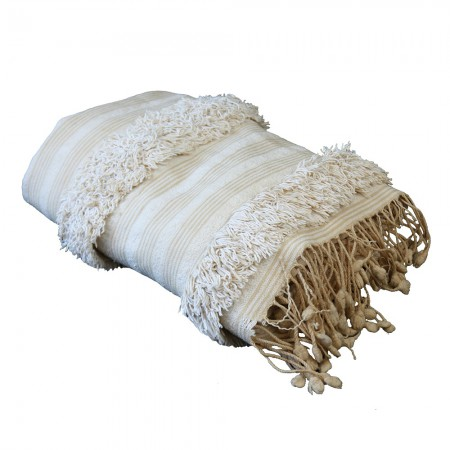 Vintage Handira Wedding Blanket 97x155 cm